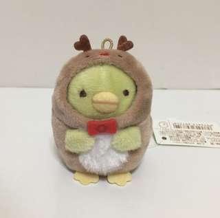 Japan Tokyo Sumikko Gurashi 角落生物 企鵝 聖誕節 細手玉 扮鹿