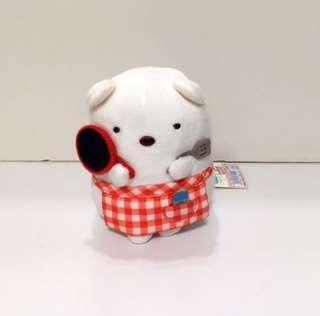 Japan Tokyo Sumikko Gurashi 角落生物 廚師 白熊 中size公仔