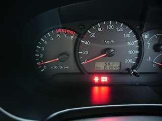 Hyundai avega gx manual 1.5 tahun 2011
