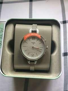[Price reduced] Fossil Ladies Hybrid Smartwatch