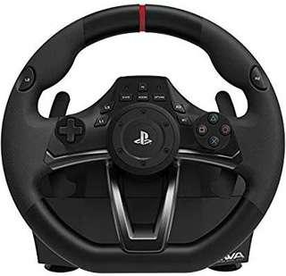 A224 - HORI RWA Racing Wheel Apex controller for PS4 and PS3 Officially Licensed by Sony - PlayStation 4
