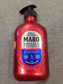 Maro Face and Body Soap