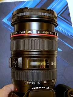 Canon 24-105 mm F4 L IS