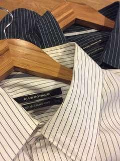 Club Monaco dress shirts for men (2)