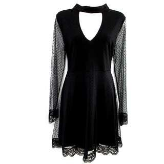 🆕 Black Dress Size L