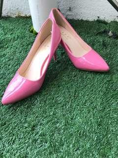 Barbie Pink Heel