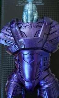 Marvel Legends BAF captain marvel kree sentry