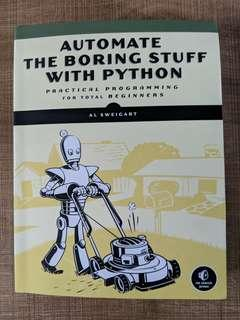 Automate the Boring Stuff With Python - Al Sweigart