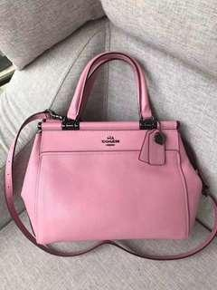 Coach Grace Leather Bag