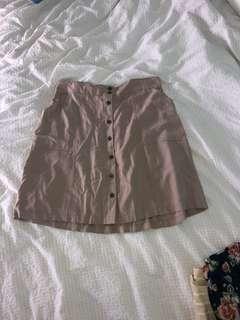 nude skirt
