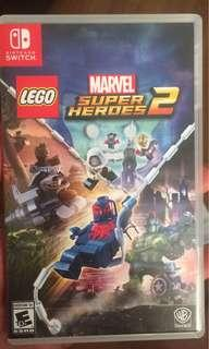 Marvel Super Heroes 2 Nintendo Switch