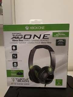 Turtle Beach's Ear Force XO ONE Stereo Gaming Headset
