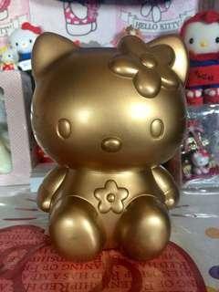 Hello Kitty Gold Coin Bank