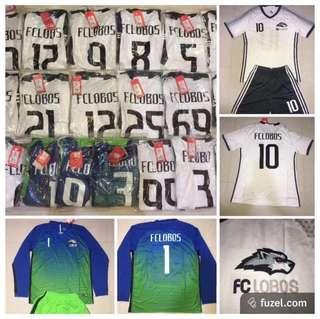 🚚 Custom Soccer Jersey Team Order