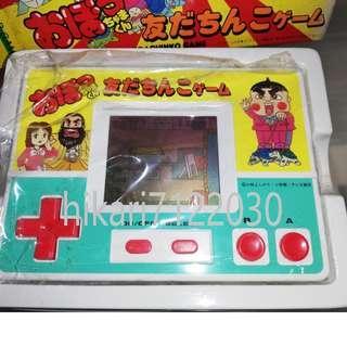 $ 310  日本製 Obotchyamakun 電子遊戲機