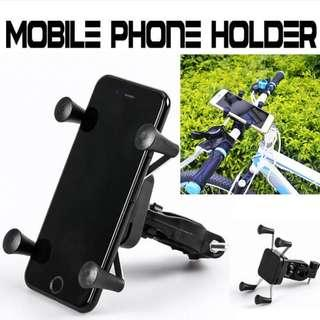 🚚 Phone Holder for Escooter / Bicycle / Motorcycle / eBike