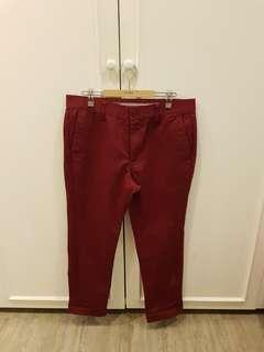 Beauty and Youth ankle trousers