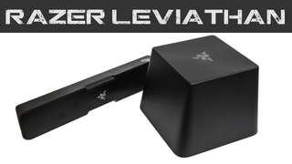 Genuine Razer Leviathan 100% working Bluetooth soundbar
