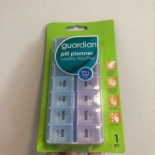🚚 Guardin Pill Planner