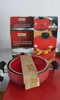 Casserole Ceramic Pot