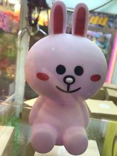 Line兔兔造型存錢筒
