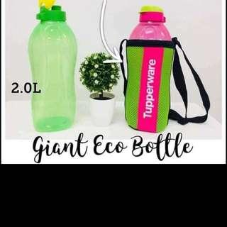 Giant eco bottle