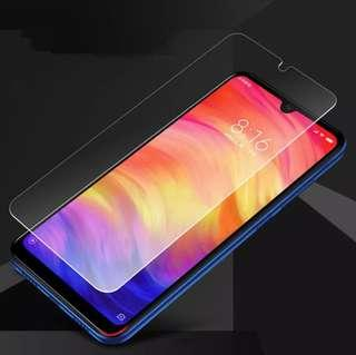 🚚 Redmi Note 7 Tempered Glass Screen Protector