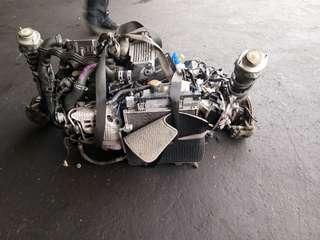 Daihatsu KF Turbo Engine For Viva Axia
