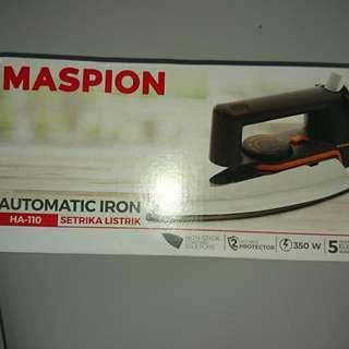 setrika maspion new klasik