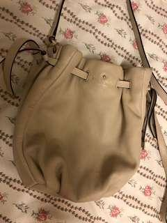 Kate Spade Leather Bucket Bag