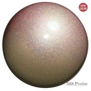 Rhythmic Gymnastics ball (568. Pyrite)