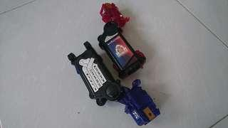 (Fast deal @ $30) DX Kamen Rider Fourze ASTRO Switch Magnet