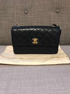 🚚 (Fast deal) Authentic vintage Chanel mini
