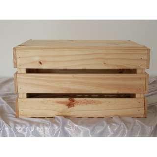 [Rent] Wood Crates - Big