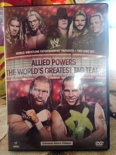 VCD WWE WWF