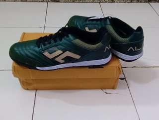 Sepatu Futsal Zethro Alfa Camo Leather