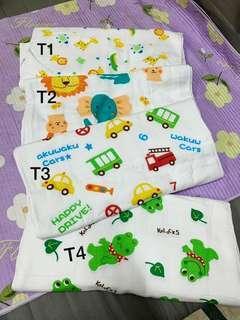 Towel bayi dan kanak2