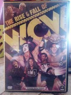 DVD WCW WWE WWF