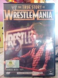 DVD WWE WWF