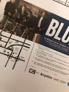 blue live in malaysia