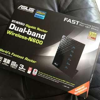 Asus Dual Band Router - (RT- N56U)- Never Used