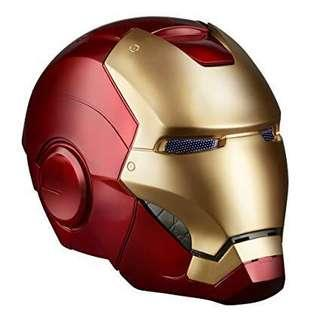 Marvel Legends Iron man helmet