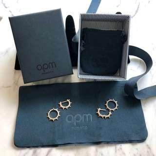 APM Monaco limited edition 💫 earrings
