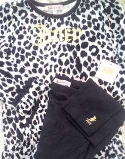 Juicy Couture blouse and legging