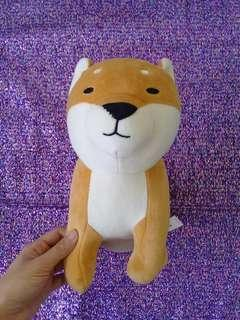 Miniso Fox Plush Stuffed Toy