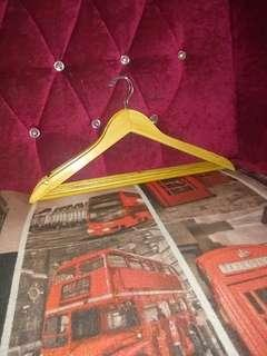 Wooden Hangers for top and pants