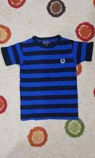 Original Fred perry t-shirt for 5 yo boys