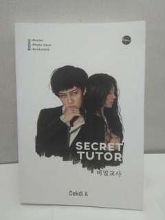 SECRET TUTOR (Oh Sehun) Novel