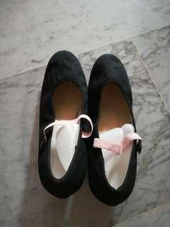 Brand new ballet character shoes  23.5cm