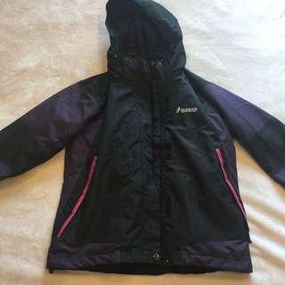美國購少穿登山外套超暖